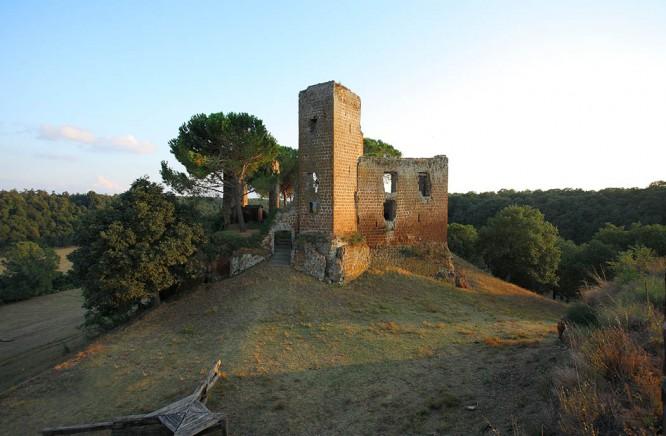 castel cardinale, Viterbo