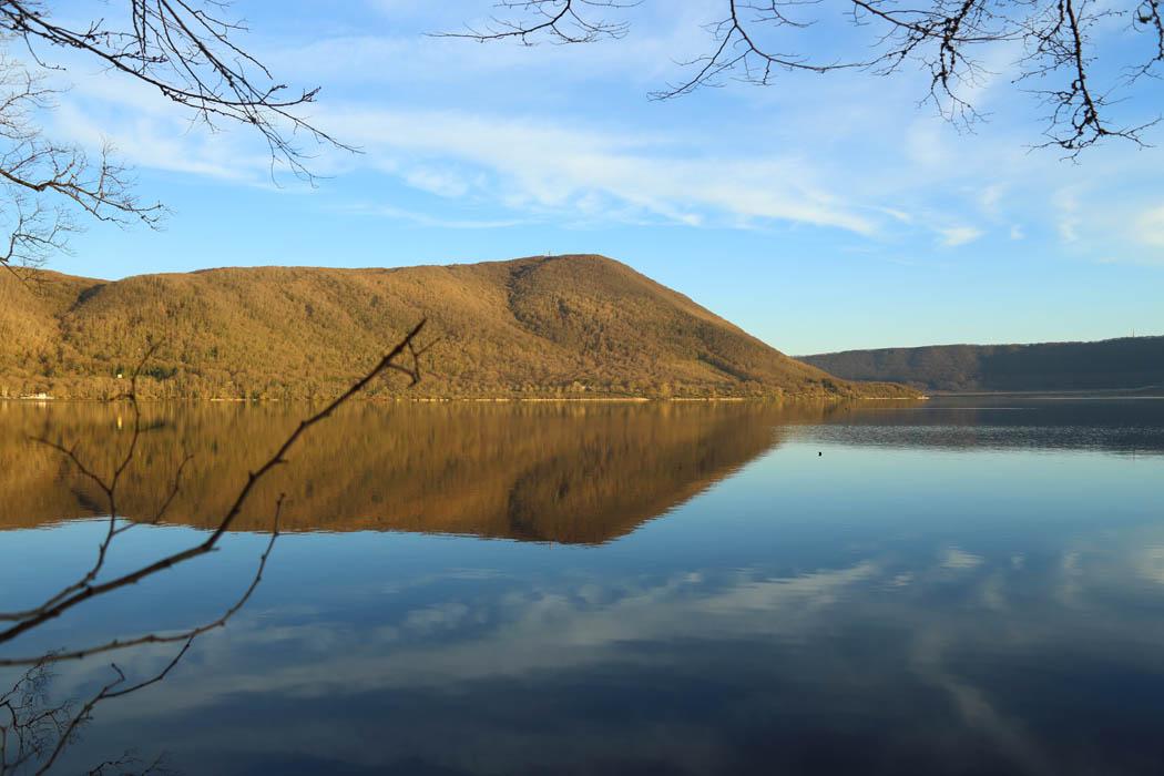 Lago di Vico – il vulcano
