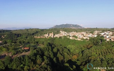 Calcata – Faleria – Soratte