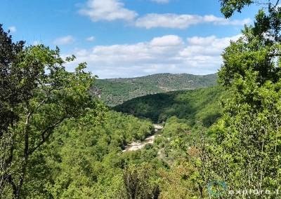 La Tuscia - valle del Mignone