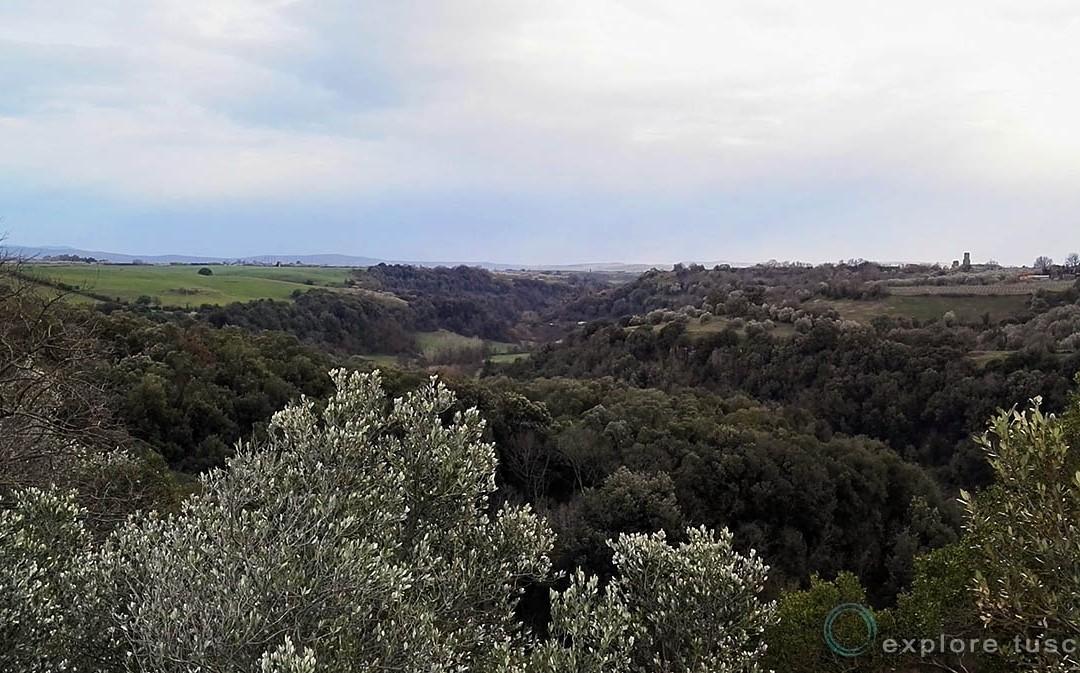 La Valle del Marta – Paesaggio Antico
