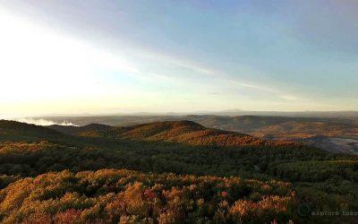 I Monti della della Tolfa: ambiente da preservare.