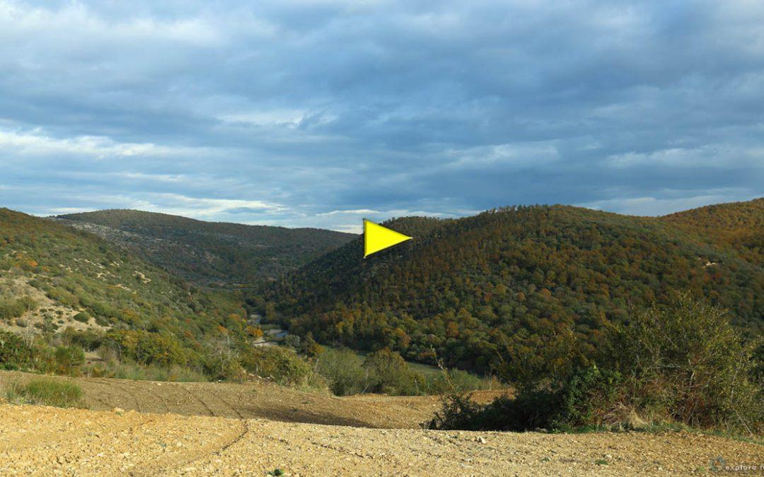 La valle del Mignone – Fly