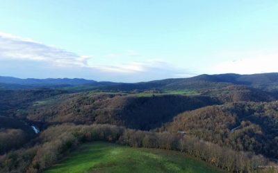 L'Alta Valle del Mignone. Un Panorama Splendido