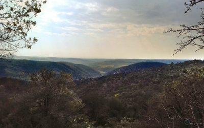 La valle del Mignone – Cuore della Tuscia.