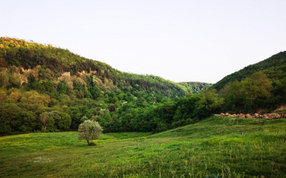 Valle del Mignone – Momento Magico