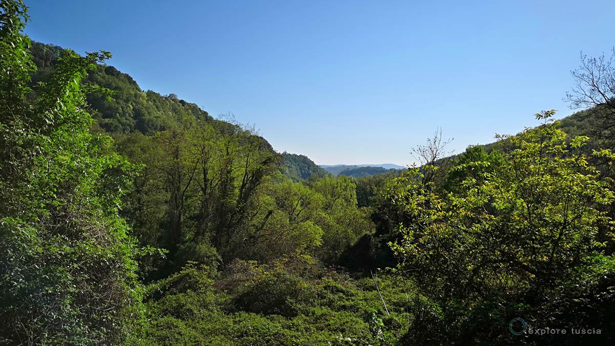 Valle del Mignone Alto