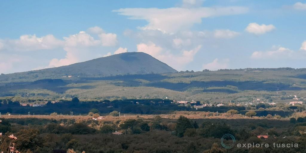 Monte Fogliano e Capranica