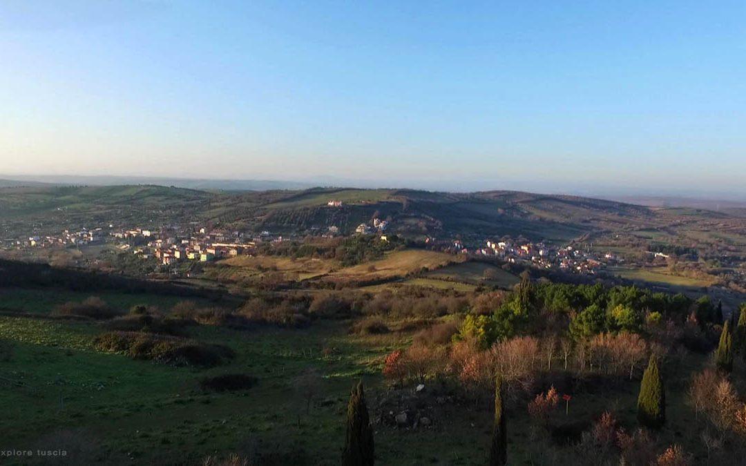 Monte Romano – un paese nelle colline