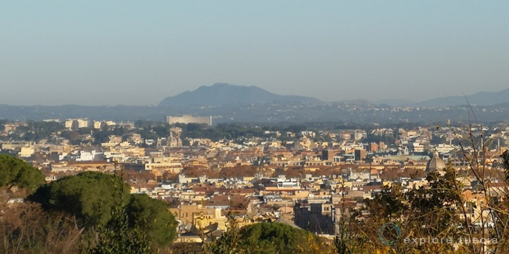 Soratte da Roma
