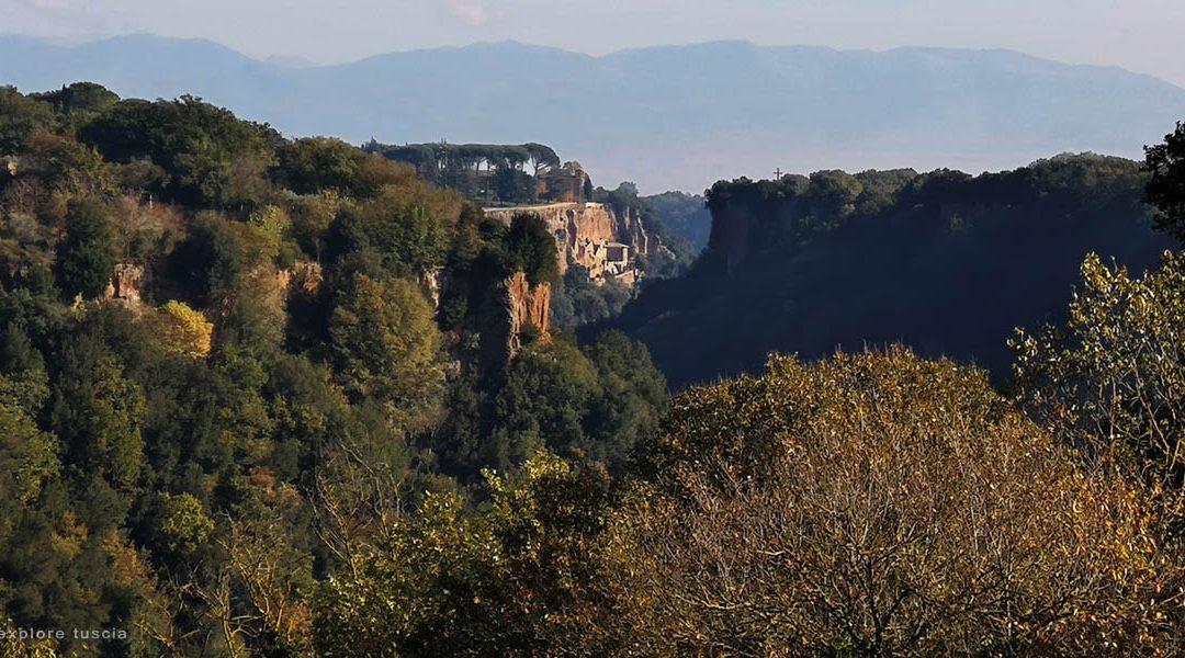 Castel Sant'Elia – sulla Forra