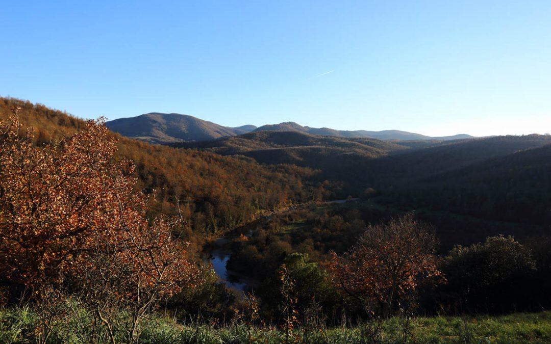 Monti della Tolfa – The End