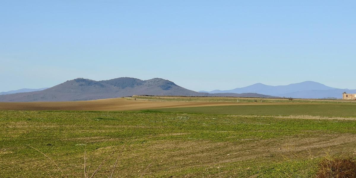 Monte Canino e Monte Amiata