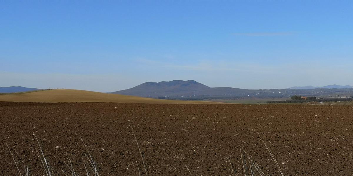 Monte Canino dal Formicone - Tuscania