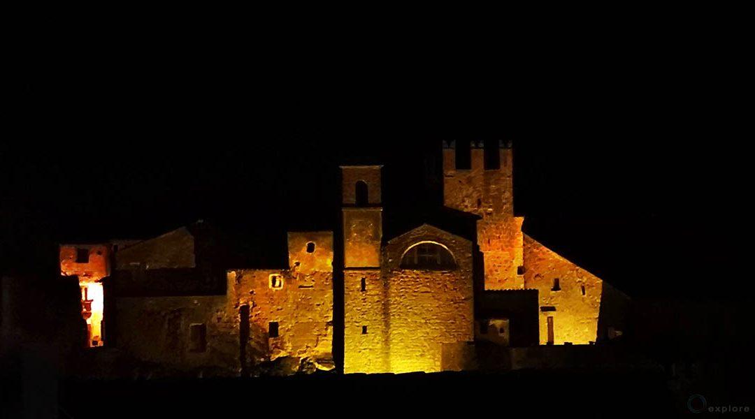 Calcata By Night – ai Confini della Provincia