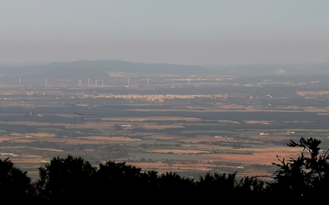 Tuscania e gli Aerogeneratori Industriali