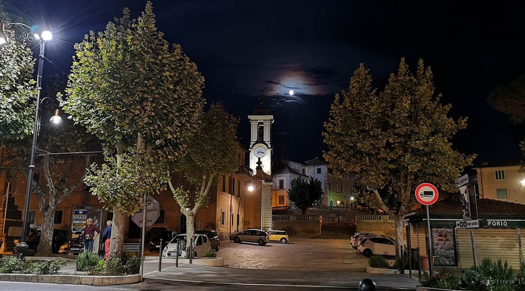 Monte Romano – Una piazza salvata