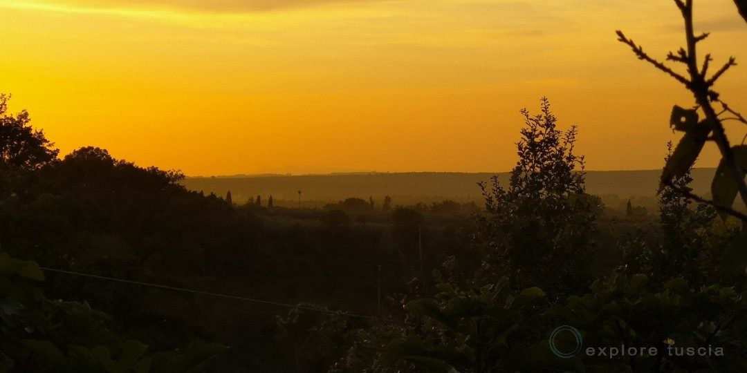 Vedutismo – A Sud della zona industriale Bolsena Ovest