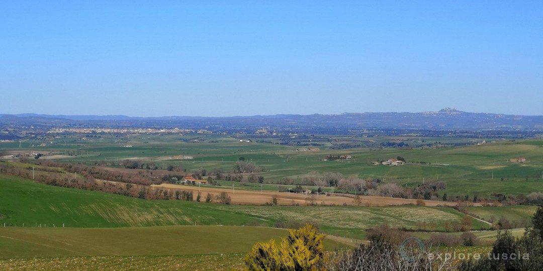 Tuscia Pianeggiante: da Tuscania a Montefiascone