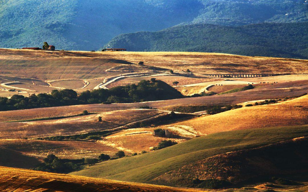 Parco Nazionale dell'Etruria – Acquedotto nel Paesaggio