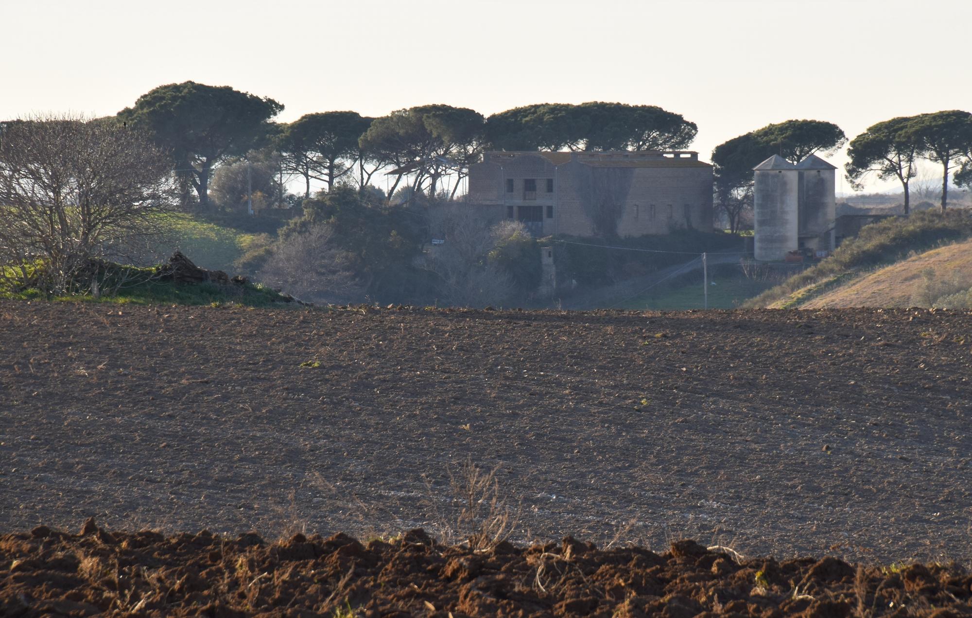 Tuscania-Loc. Pian di Vico, Tabacchificio 1 rid - Copia