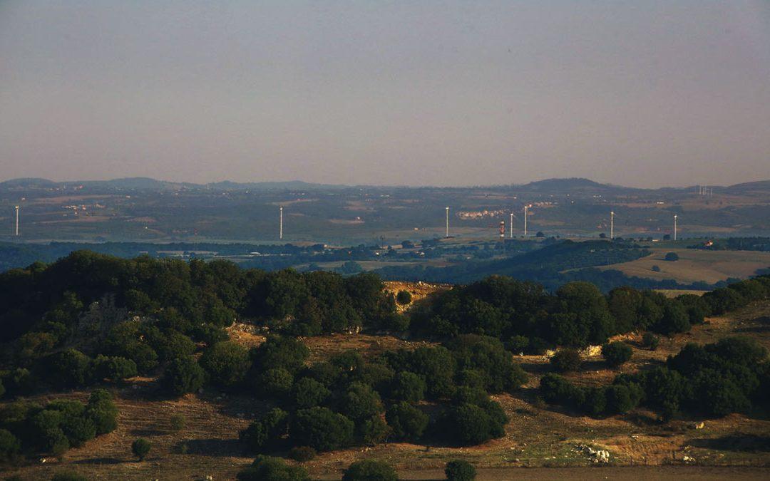Cerveteri & Tarquinia Necropolises and Turbines