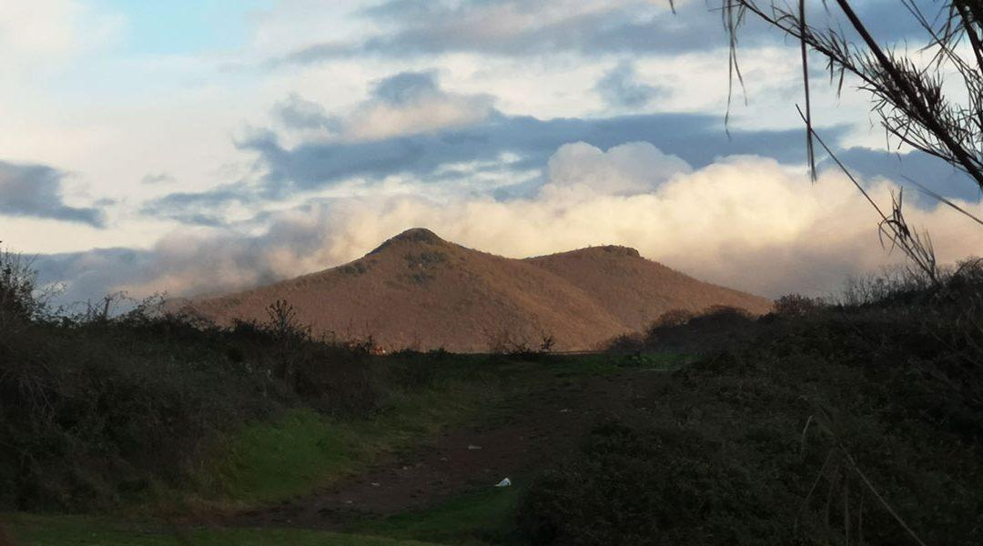 Il Vulcano e la Superstrada