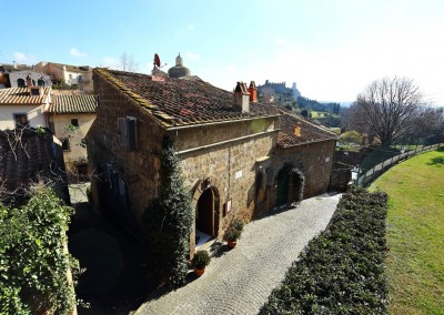 B&b del Terziere di Valle – Tuscania