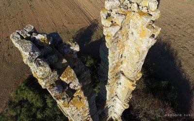 Monte Leano – Il castello medievale sul tetto della Tuscia!