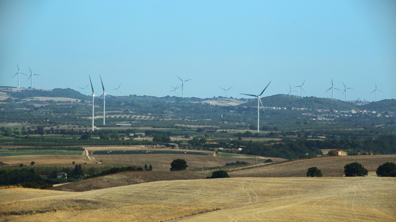 Landscapes and Turbines